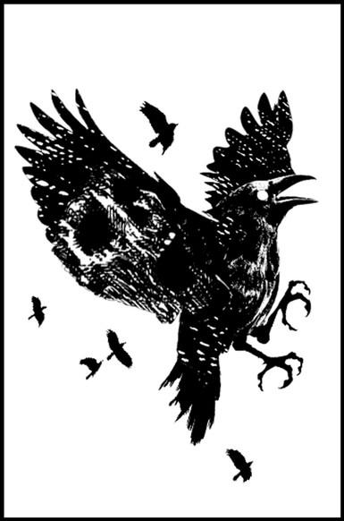 Illustration for Blackbirds