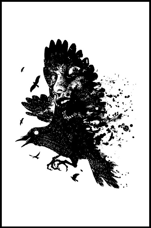 Illustration for Mockingbird