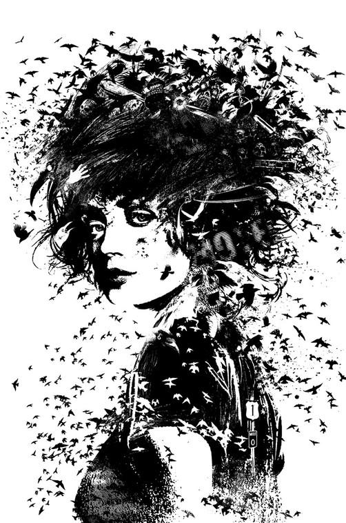 Blackbirds / Poster Version