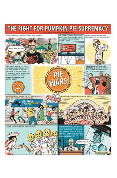 Cincinnati Magazine / Editorial Illustration