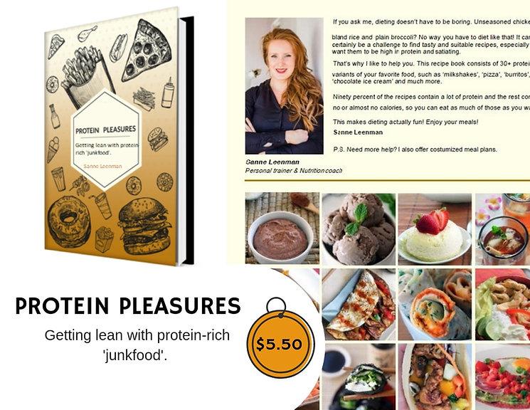 Protein pleasures ebook