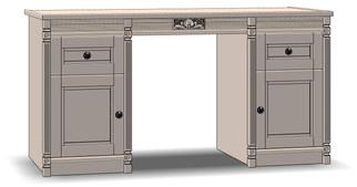 2 Drawer 2 Door Dressing Table