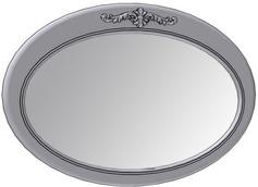 Horizontal Oval Mirror