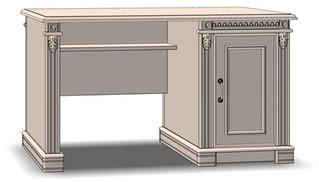 3 Drawer Office Desk