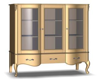 The dresser 3B3Sh is bar
