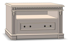 1 Drawer TV Stand