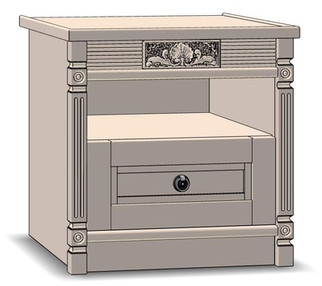1 Drawer Nightstand