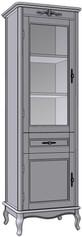 2 Door 1 Drawer Cupboard (veneered sides)
