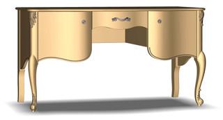 Manicure table 2D1Sh