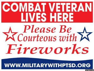 """""""How Fireworks Can Trigger PTSD"""" article"""