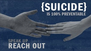 Reach Out to Stop Suicide