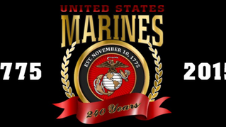 Happy 240th Birthday United States Marine Corps!