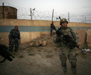 """The Army's New Plan To Help Soldiers With PTSD"" article"