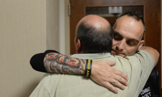 """""""Care About A Veteran With PTSD? Here is How to Help"""" article"""