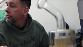 """""""Veterans are using pot to erase PTSD, despite scant research"""" article"""