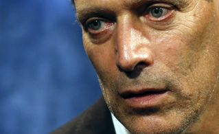 """""""Sebastian Junger on PTSD: 'It's coming home that's actually the trauma'"""""""