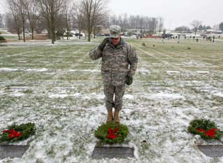 Wreaths Across America - Saturday, December 17th, 2016