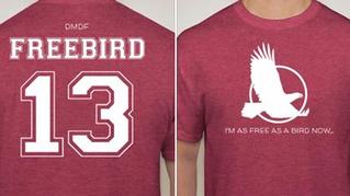 """Details About """"Freebird"""" T Shirt"""