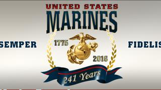 Happy 241st Birthday USMC