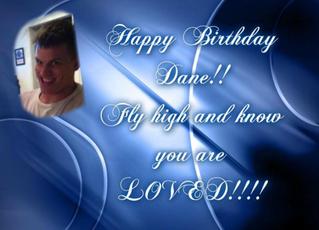 Happy 27th Birthday Dane