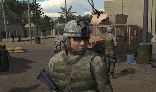 """How Virtual Reality is Helping Heal Soldiers Suffering From PTSD"" NBC News article"