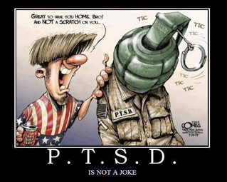 PTSD Is Not A Joke