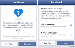 Facebook Introduces New Tools To Help Prevent Suicide
