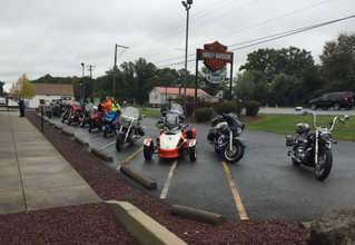 Local Motorcycle Group Plan 115-mile Charity Ride to Benefit Wounded Veterans