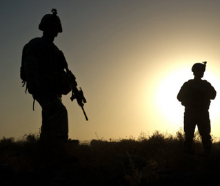 Moral Injury Is The 'Signature Wound' Of Today's Veterans