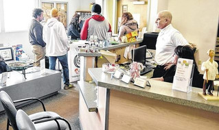 """""""Clinic Opens in Kingston to Help Certify Medical Marijuana Patients"""" news article"""