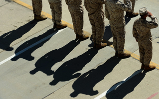 """""""A Former Congressman Is Working To Help Veterans By Tackling Mental Illness"""" article"""
