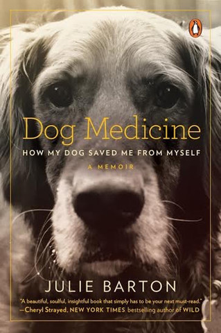 """""""11 Ways My Dog Helped Me Recover From Depression"""" news article"""