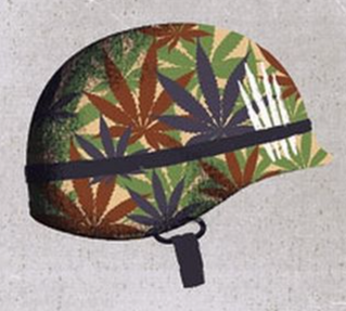 """DEA approves medical marijuana study for PTSD"" news article"
