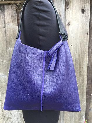 Shoulder bag, Purple