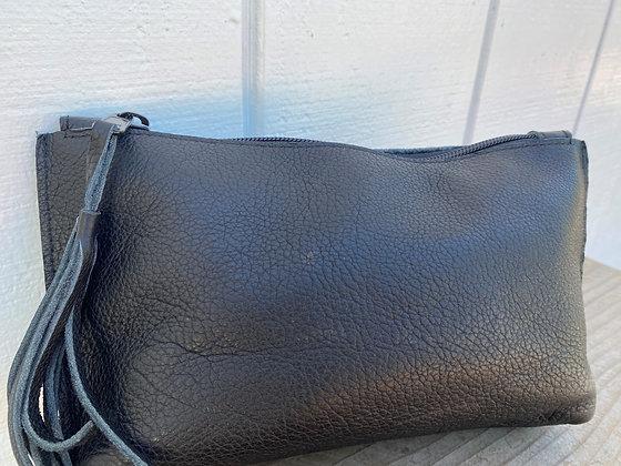 Small clutch, Black (zipper)