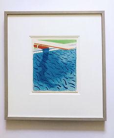 David Hockney Print