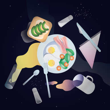 Space Breakfast