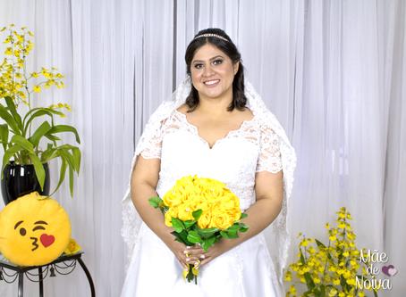 Vestido para noivas CLÁSSICAS! - Vestido Marilyn Jane