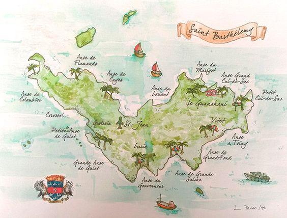 Convite Mapa