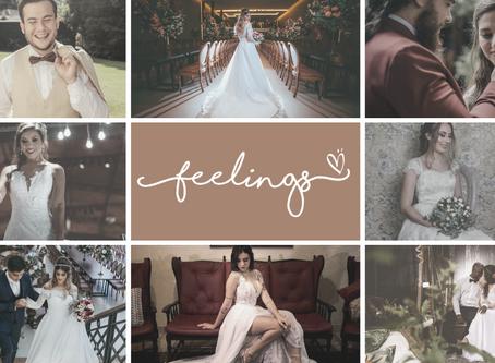 Coleção Feelings 2019