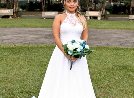 Noiva livre, LEVE e solta! - Vestido Agatha Santos