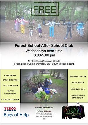 Free after school club in Streatham Lamb