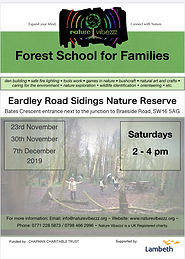 Saturdays eardley nature reserve