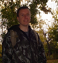Forest School Leader John Cannel