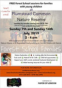 Free Forest School at Plumstead Common L