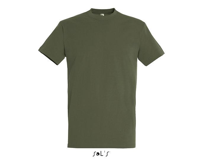 SOL'S imperial t-paita 1-väri silkkipainolla