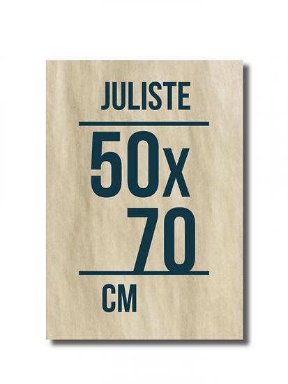 copy of Juliste 50 x 70 cm €/1 kpl