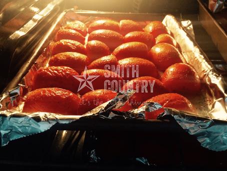 Recipe: Oven Roasted Tomato Sauce