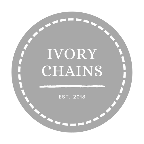 Ivory Chains Logo
