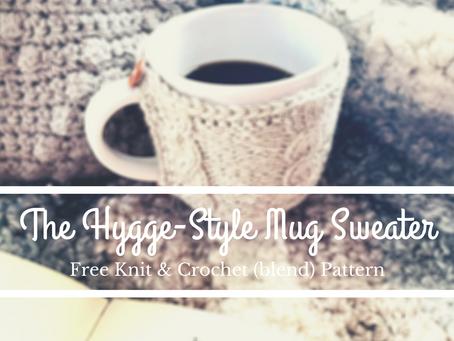 Free Pattern: Hygge-Style Mug Sweater